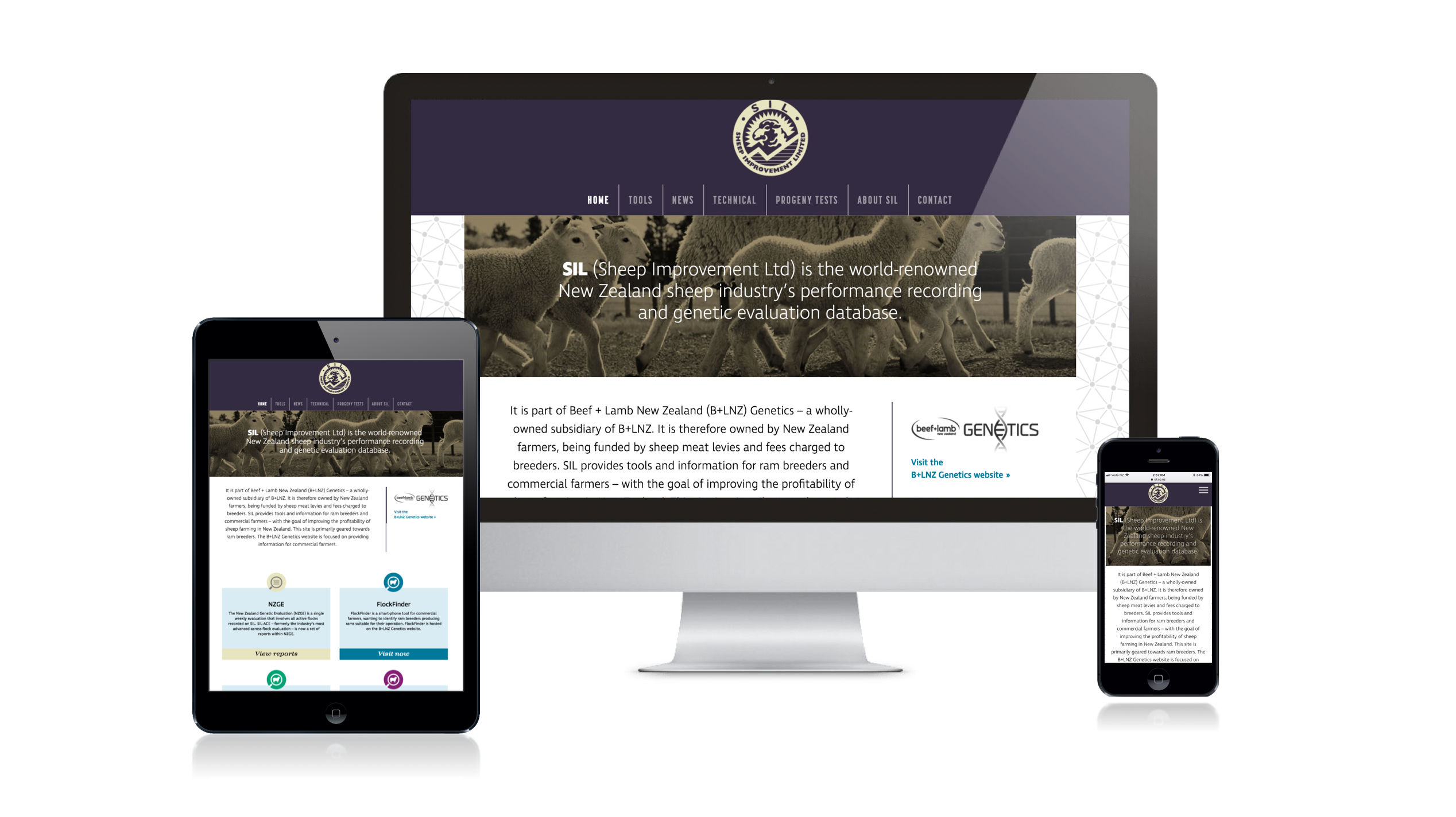 New ram breeder website launched