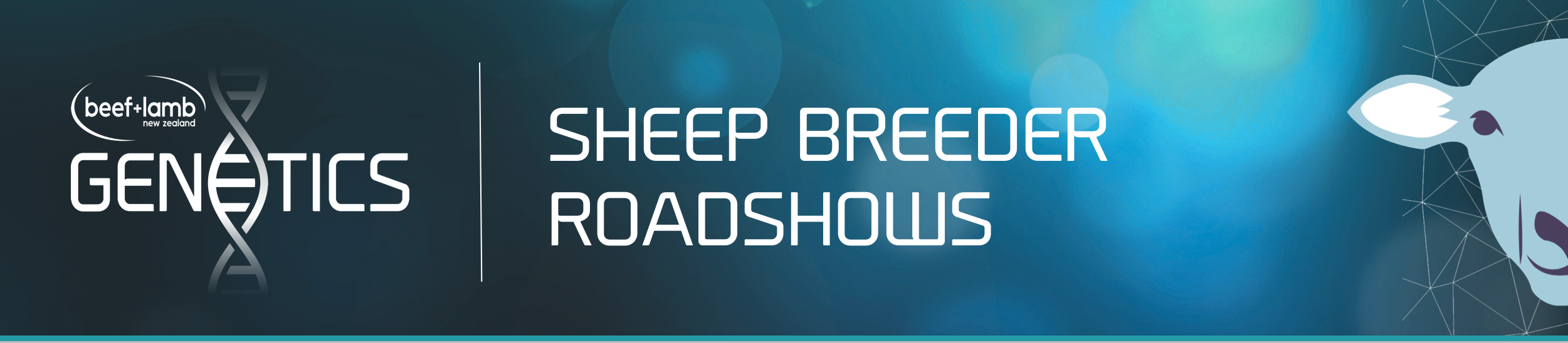 Sheep Breeder Roadshows